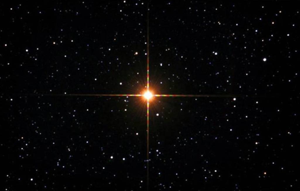 Астрономы сделали детальный снимок звезды изсозвездия Ориона