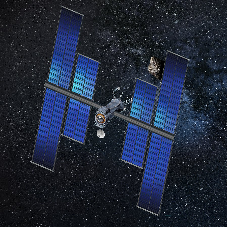 В NASA избавились от неудачной солнечной батареи