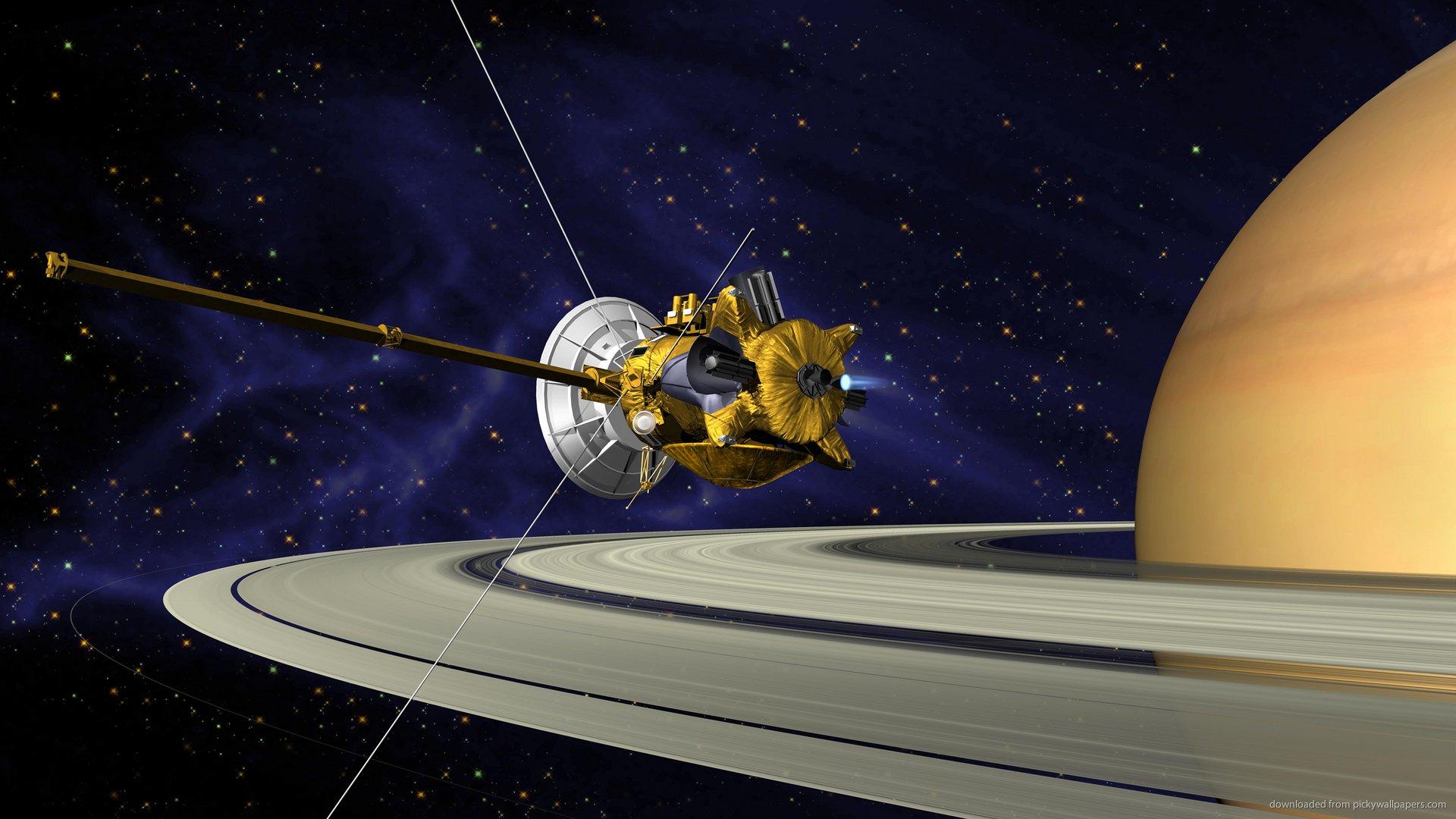 NASA опубликовало фотографии заката наСатурне