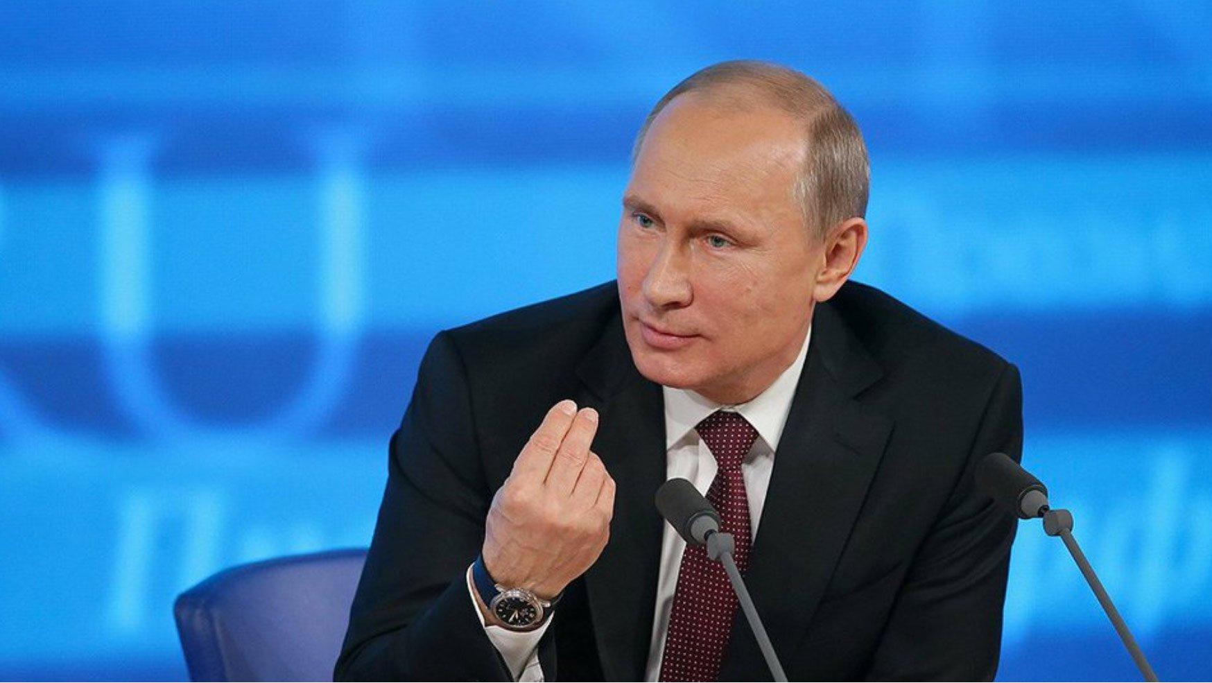 Путин подарил путевку вСочи женщине, жаловавшейся нааварийное жилье