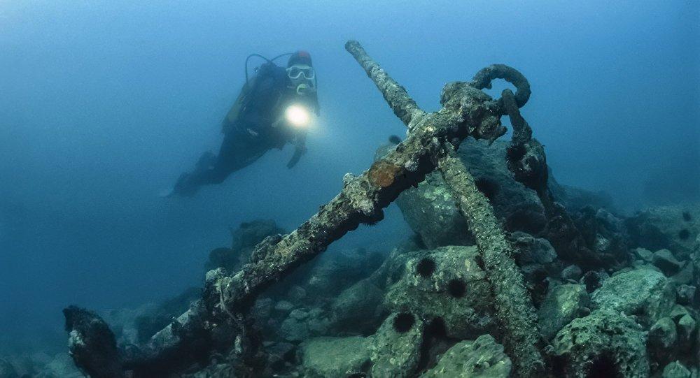 Ученые будут искать затонувшие корабли надне Балтики