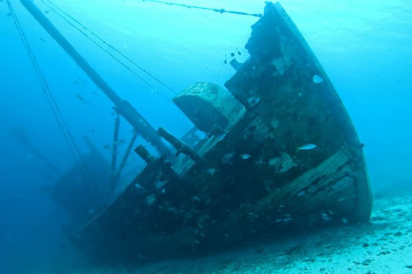 ВФинском заливе обнаружили два затонувших корабля 19 века