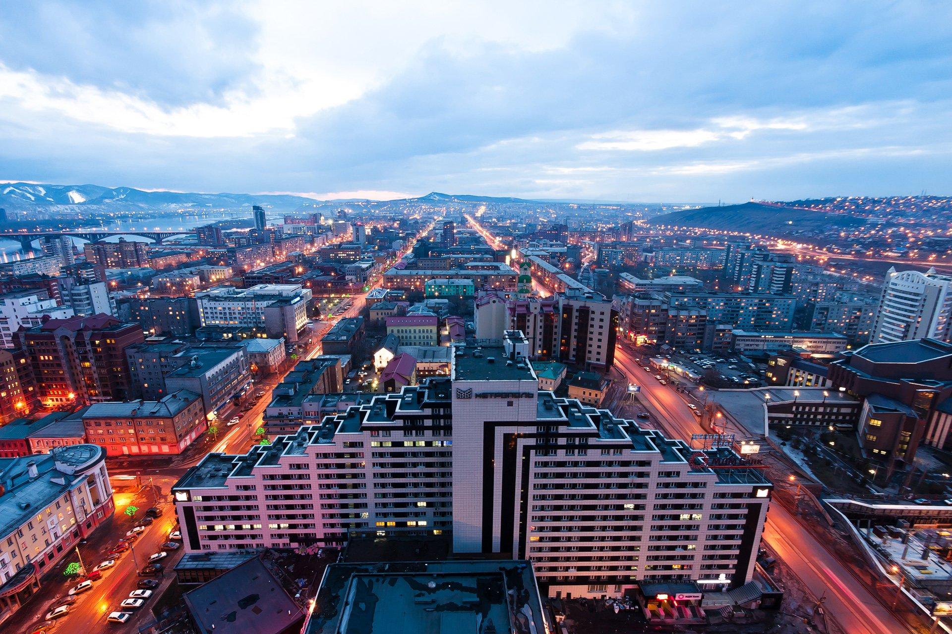 ВКрасноярске зафиксирован повышенный уровень формальдегида ввоздухе