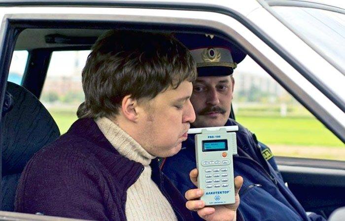 Алкотестер даст возможность определять личность водителя