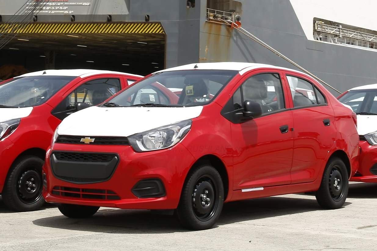 Дженерал моторс запустил производство бюджетного седана отChevrolet