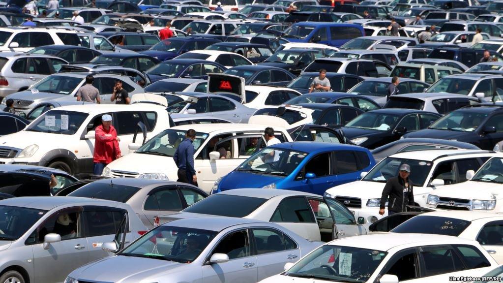 Рынок автомобилей Екатеринбурга ссамого начала этого года увеличился на18%