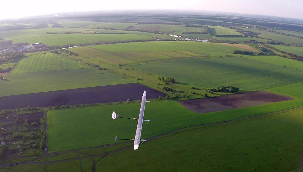 В Российской Федерации начались летные тестирования первого атмосферного спутника
