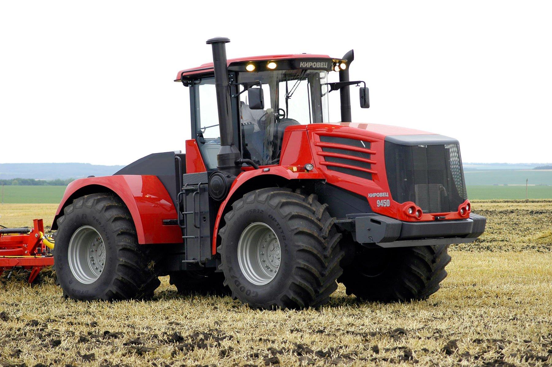 ВСамарской области появятся тракторы «Кировец» с АКПП