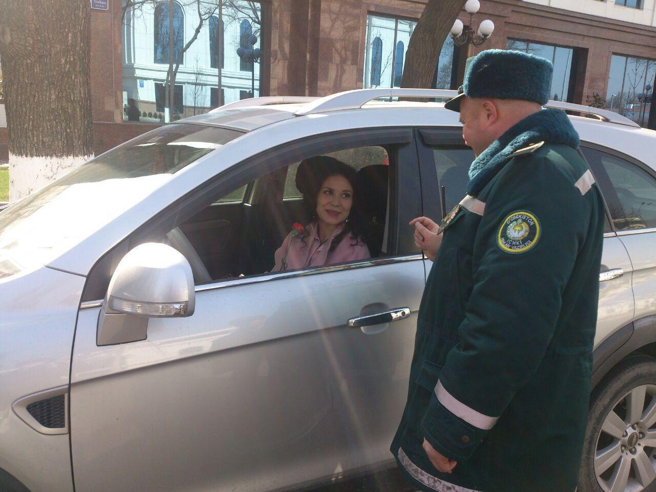 ВУзбекистане внедрят прибор пофиксации правонарушений «Автокон»