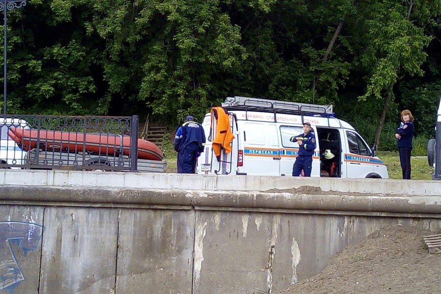 ВПерми около Коммунального моста отыскали утопленника