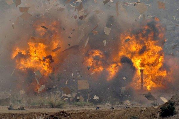В Афганистане прогремел взрыв у аэропорта