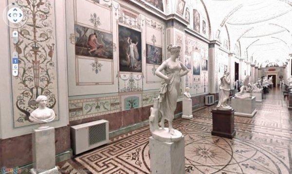 Google усовершенствовала виртуального гида по музеям