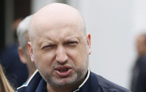 Турчинов назвал условия завершения войны в Донбассе