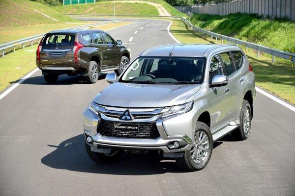 Дизельный Mitsubishi Pajero Sport пользуется высоким спросом в России