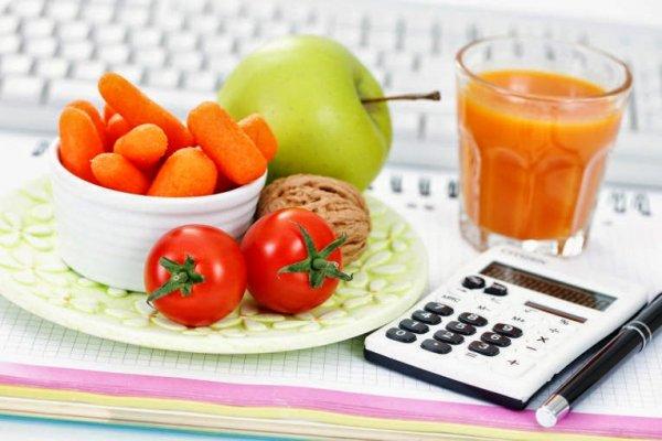 7 признаков здорового питания