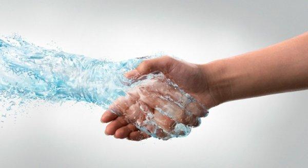 Учёные рассказали, в какой воде можно мыть руки