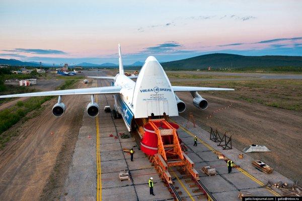 Самые большие самолеты в истории авиастроения