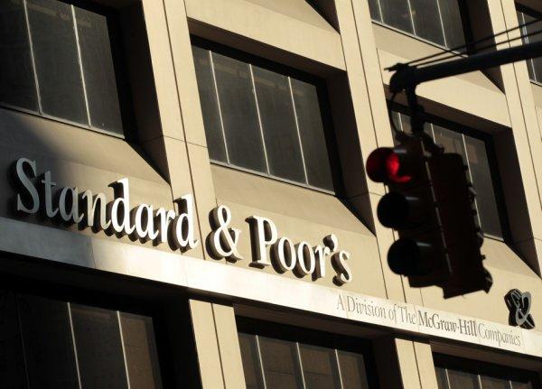 S&P отозвало в России все рейтинги по национальной шкале