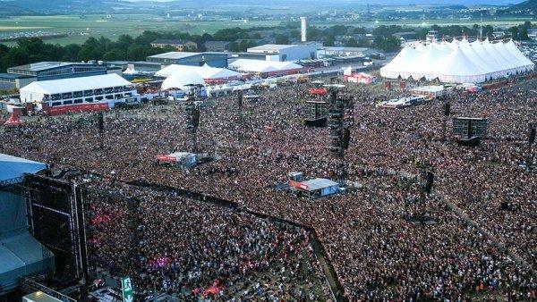 Полиция Германия дала разрешение на проведение рок-фестиваля  Rock am Ring
