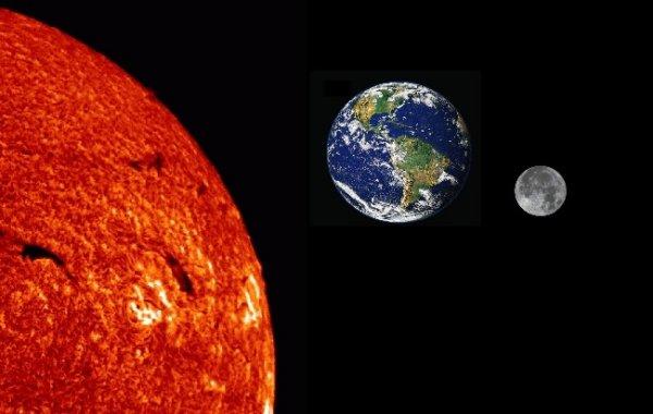 Ученые: Земля отдаляется от Солнца и может сравняться с Марсом
