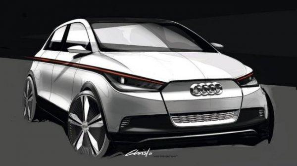 Audi выпустит самый маленький автономный электромобиль в 2021 году