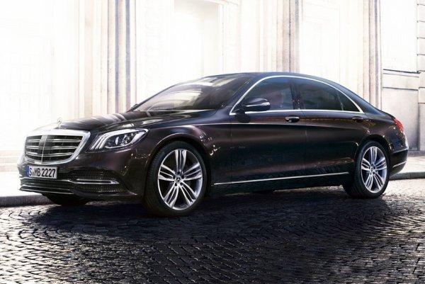 Стали известны цены на обновленный Mercedes-Benz S-класса для РФ