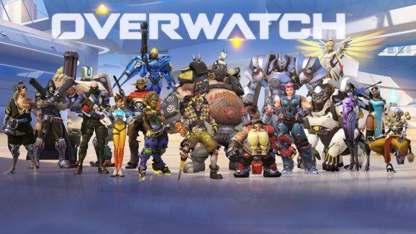 Blizzard анонсировал новую карту для Overwatch