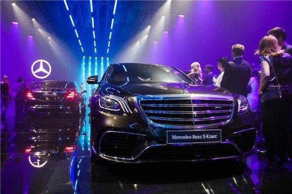 Mercedes-Benz презентовал две новинки для российского авторынка
