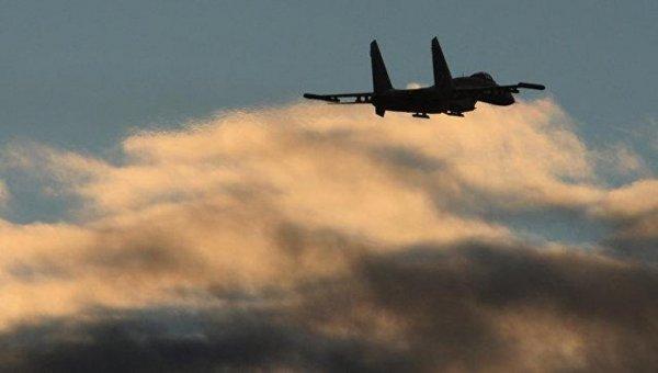 Российский самолет перехватил американский B-52 над Балтикой