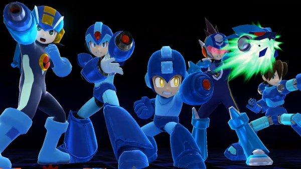 Capcom представит сборник игр Mega Man Legacy Collection 2