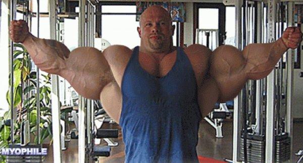 Ученые назвали последствия приема анаболитических стероидов