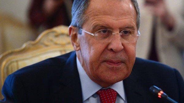 Лавров прокомментировал обвинения в адрес России цитатой Канта