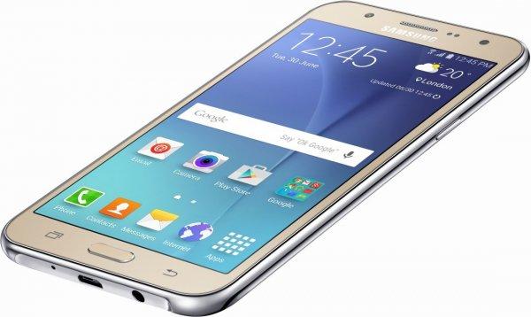 Серия смартфонов Galaxy J представлена публике
