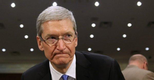 В Китае задержаны подозреваемые в продаже данных пользователей Apple