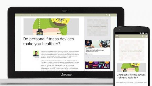 Владельцы абонементов Google Contributor будут просматривать сайты без рекламы