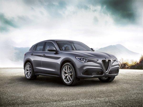 Alfa Romeo планирует выпустить два новых кроссовера