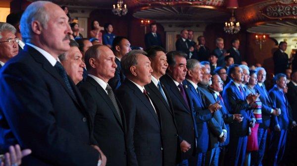 Назарбаев: Индия и Пакистан помогут развить ШОС