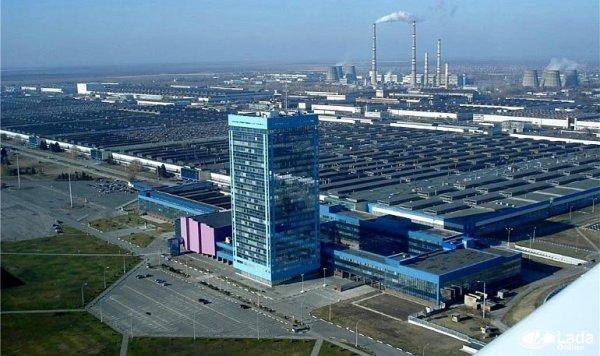 «АвтоВАЗ» повысит сотрудникам зарплату с 1 июля