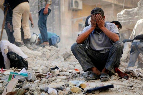 Генштаб РФ заявил о «фактически остановленной» гражданской войне в Сирии