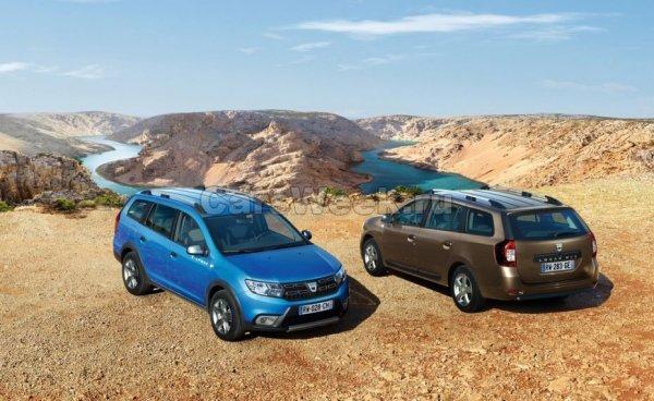 В Украине на NewCarsFest дебютирует вседорожный универсал Renault Logan