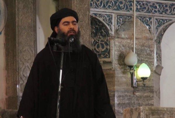 СМИ: В Сирии ликвидировали лидера ИГИЛ аль-Багдади