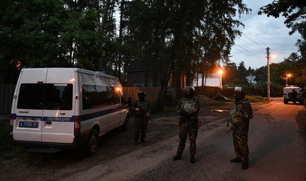 Бойцов Росгвардии и МВД наградят за операцию в Кратово