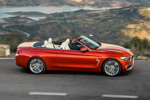 Летом в Россию вернутся кабриолеты BMW