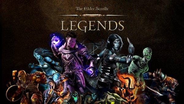 Bethesda выпустила обновление для The Elder Scrolls: Legends