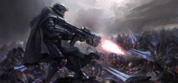 Разработчики готовят презентацию новой части игры Halo