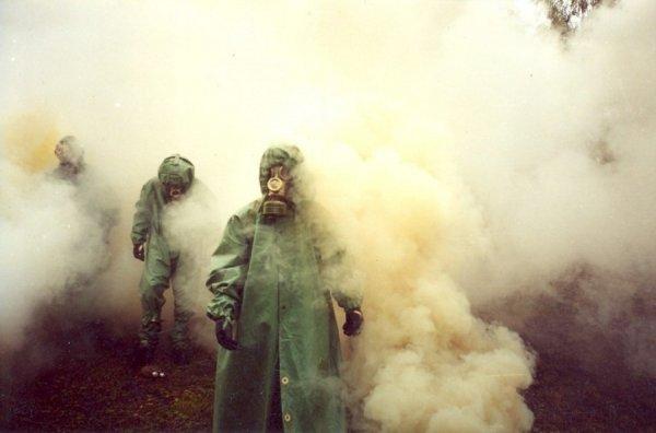 В Росии ликвидировали все запасы химического оружия зарин
