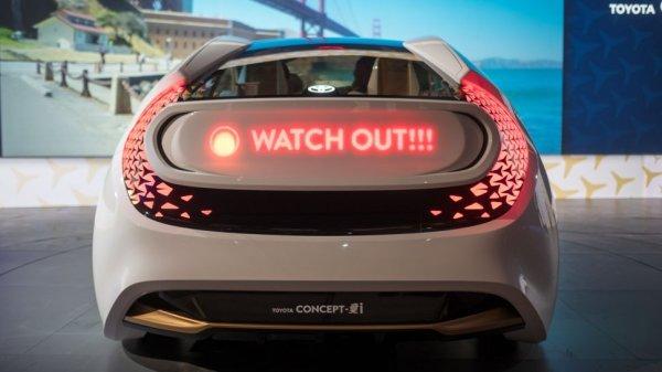Toyota создаст систему для выявления сердечного приступа у водителя