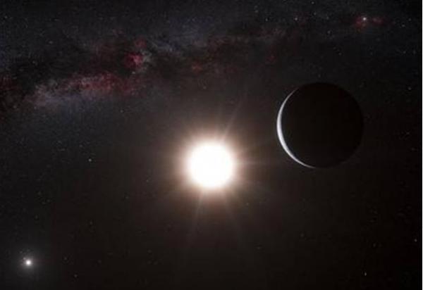 Астрономы нашли две гигантские экзопланеты возле небольшой звезды
