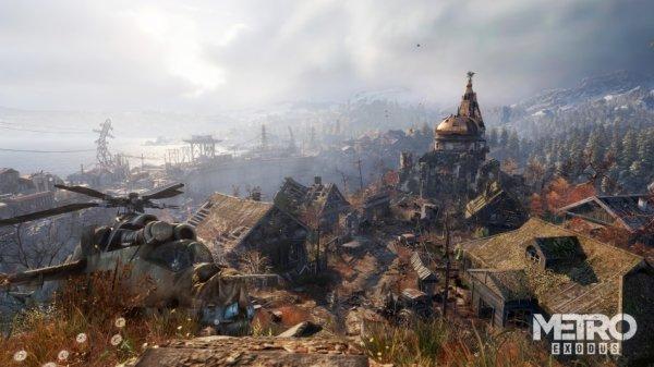 """Microsoft представила новый трейлер игры из серии """"Metro"""""""