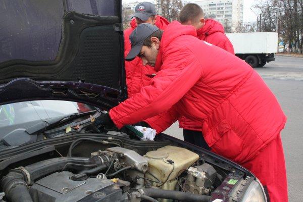 Курские водители бесплатно проверят работоспособность своих машин